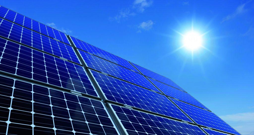 trabajar con energía solar
