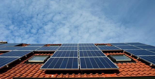 energía solar residencial