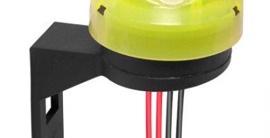 Relé fotoeléctrico: qué es y cómo funciona (+ fotocélula)