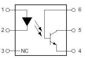 Optoacoplador: qué es y cómo funciona
