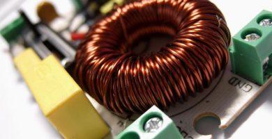 Bobina Eléctrica, Inductores y Bobinados