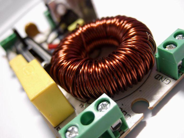 bobina eléctrica