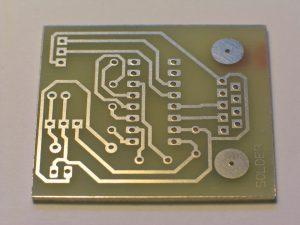 placas de circuitos de dibujo