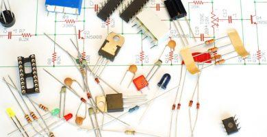 Componentes electrónicos – Guía para principiantes