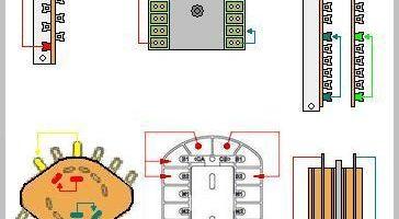 Diagrama de Guitarra – Conexiones del interruptor y sus terminales