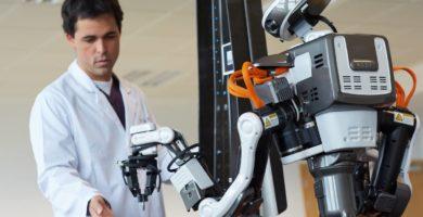 El futuro de la industria 4.0 – Robots, Automatización e Inteligencia Artificial
