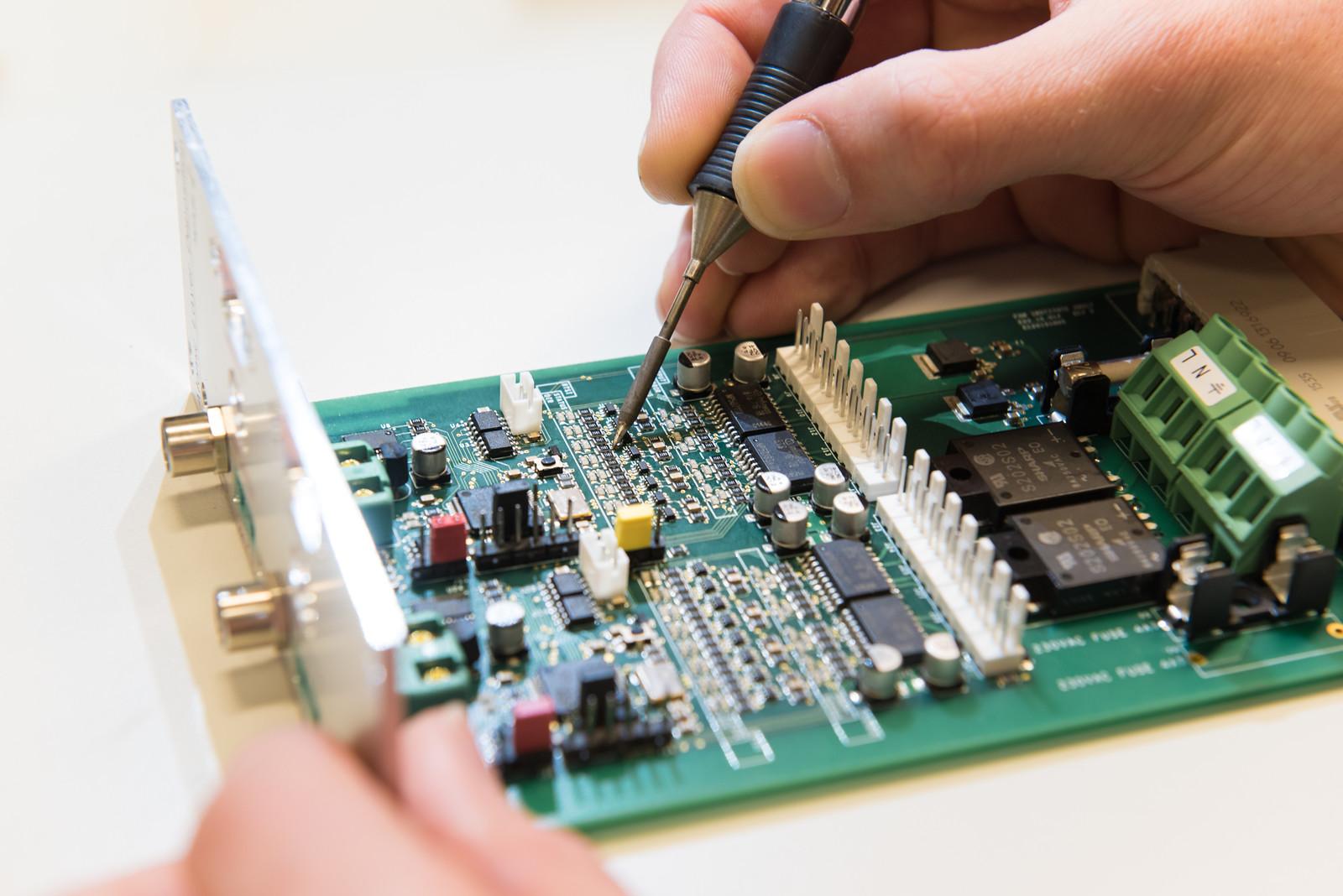 Ingeniería Electrónica