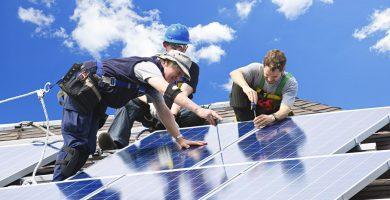 Curso de instalador solar de alto rendimiento
