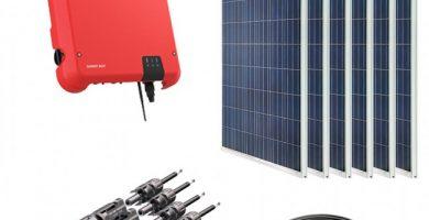 Kit Solar – Tipos, aplicaciones y precios para instalar Energía Fotovoltaica