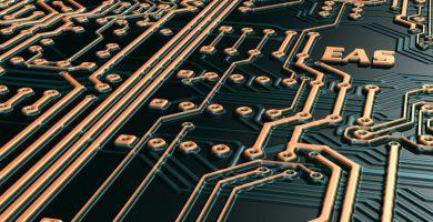 Placa de circuito impreso de transferencia térmica