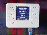 Proyecto Arduino Nano: Mini estación meteorológica