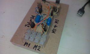 circuito para controlar motores