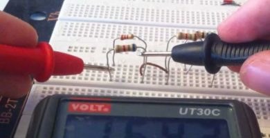 Circuitos eléctricos resistivos: ¿Qué son, tipos y características?