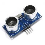 Sensor ultrasónico HC-SR04 con Arduino