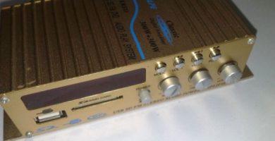 Amplificador Chino para Automovil