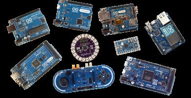 Tipos de Arduino: qué Arduino elegir
