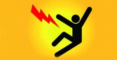 Descarga Eléctrica: Lo que debe hacer si la recibe