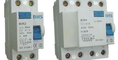 Dispositivo DR: qué es y cómo funciona el interruptor automático DR