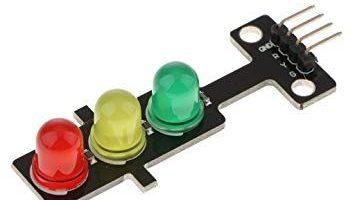 Ejemplo de un circuito de semáforo