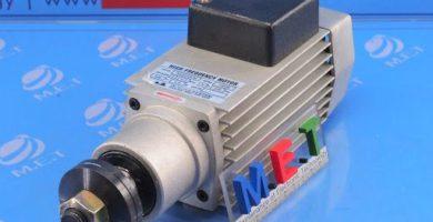 Motores eléctricos de alta frecuencia