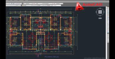 Planos y circuitos eléctricos en AutoCAD: Cómo empezar, paso a paso.