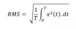 RMS y RMS verdaderos: qué es, cómo medir y ecuaciones