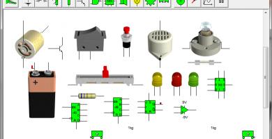 Simuladores de circuitos eléctricos y su aplicación