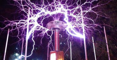 Bobina Musical Tesla – Cómo