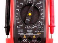 voltimetro simbolo
